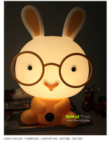 Free shipping for China Post ! Cartoon animal table lamp! Use E14 LED bulb as light source,AC110~240V,Frete gratis para o Brasil