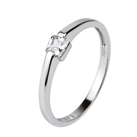 Free shipping 925 sterling silver couple rings inlaid zircon ring Engagement rings couple essential choice