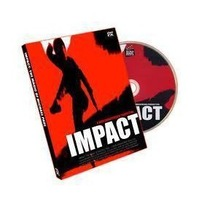 Impact by Michael Paul , only magic Teach - In,no gimmick,fast delivery, magic trick free shipping