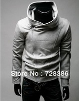 Free Shipping Hot High 2014  Collar Coat,Top Brand Men's Jackets,Men's Dust Coat,Men's Hoodeies