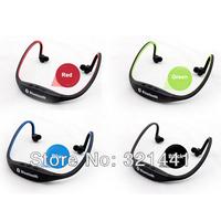 4 Colors Sports Wireless Bluetooth Headset Headphone Earphone For iPhone Samsung