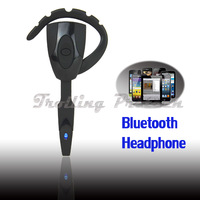 Hot Sale !~ Bluetooth Headset Headphone Cool Wireless Earphone for PS3 /Samsung/Phone 4 4s 5/HTC/Smart phone Free shipping