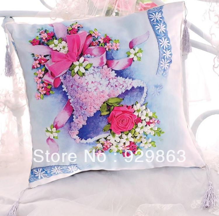... hand-make-embroidery-ribbon-kits-3D-ribbon-stitch-cross-stitch-kit.jpg