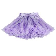 2013 New Baby girls chiffon fluffy pettiskirts tutu Princess skirts Baby girl clothes Free shipping