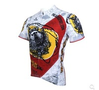 Happy Christmas!!! New Mens Cycling jersey PaladinSport Wild Bear A35 , Free Shipping