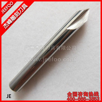 6*90(V)Flat Bottom Cutting Tool Bits, V Shape Carbide Engraving Tools, Wooden Cutters, Router Blade