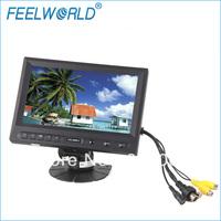 FEELWORLD 8 inch pc monitor with  VGA ,AV1 ,AV2 ,HDMI Input Signal,FW819AHT
