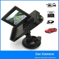 720P HD Car DVR Video Camera Recorder Carcam For vehicle Blackbox Camcorder Support SD Card ! Free Shipping