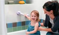 Free Shipping  Bathroom Grab Bars, Solid Traceless Plastic Bathtub Hand Rails, Bathroom Accessories