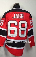 Free Shipping #68 Jaromir Jagr Jersey,Ice Hockey Jersey,Authentic Jersey,Sports Jersey,Embroidery Logo,Accept Mix Order