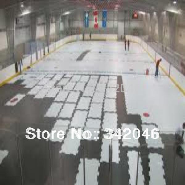 Ice similar uhmw pe indoor synthetic ice skating rink board jpg