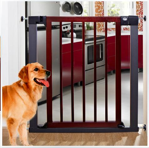 Твёрдая древесина младенцы ворота лестницы забор домашнее животное собака забор собака двери и окна