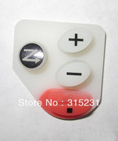 Digital Number Keys Button Panel Rubber For Motorola SM120 Car Radio Repair Glue