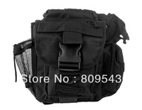 New Arrive Hot High Quality Stylish Protective Bag with Zipper & Buckle Closure for Cameras (Black)