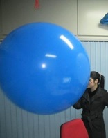 36-inch latex launch large balloons bauble