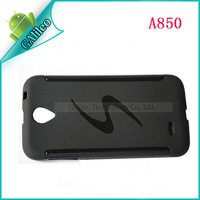 in stock! silicon case for Lenovo A850  Smart phone freeshipping