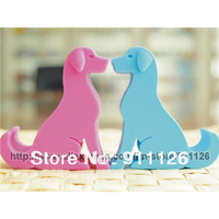 Free shipping 2013 new Animal Dog silicone phone Holder Cute Durable Mini Dog shape Mobile Holder desk Cellphone Mp4 Stand