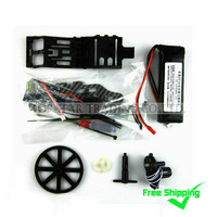 Combo-057 Free Shipping Sales Promotion MJX F45 F645 Spare Parts Accessories Brushless Motor + Battery 2600mAh + Other Parts