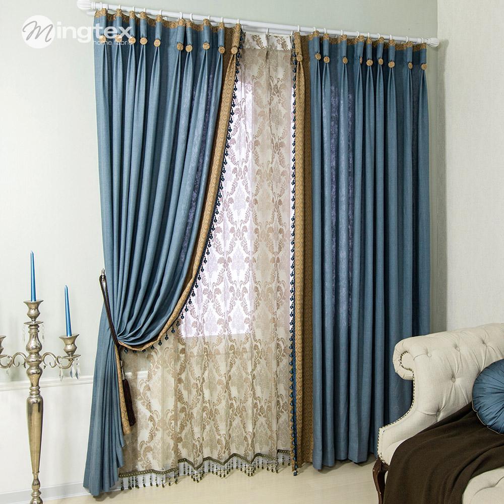 Tenda soggiorno classico : tenda per soggiorno classico. tenda ...