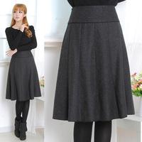 2013 bust skirt autumn and winter bust skirt bust skirt full