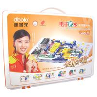 Free shipping Dbolo electronic building blocks 1398 electronic building blocks dbolo electronic building blocks