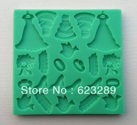Wholesale 2013 New Cake Decorating Tools,new style chocolate silicone cake decorating fondant mold tools Free Shipping