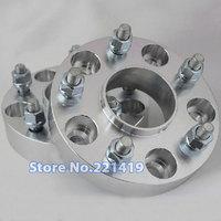 5-114.3 60.1 Hub Centric Wheels Spacer Forged Aluminium for Chery Tiggo,Fiat Sedici,Suzuki Grand Vitara,Kizashi,Swift Sport,SX4