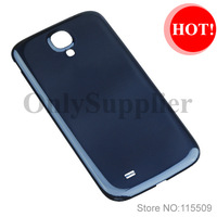 100% Original best price Brand New Dark Blue Housing Battery Door Cover for Samsung S4 S IV Samsung I9500 I9505, 5pcs/lot