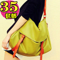 2013 bag work bag large capacity women's casual shoulder bag handbag women's bag