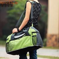 Large capacity travel bag without a pull rod single shoulder bag handbag HARAJUKU travel bag