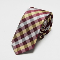 men's slim ties for man pattern necktie