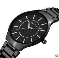 sport watch for men brand watch,Waterproof watch ultra-thin current table waterproof male quartz watch mens watch vintage table