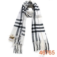 2014 England Brand Lady Brand High Quality Giant Plaid Shawel Scarves Women Girls Soft Check Style Graffiti Scarfs Free Shipping
