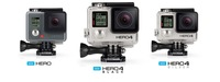 GoPro  HERO3+ Black Edition Action Camera Outdoor Photography Device Waterproof to 40m Underwater Sport Camera Wholesale
