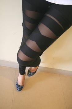 (CZ0253) Free shipping Women's Fashion Leggings Stretch Skinny Leg Pants leggings