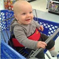 100% COTTON  baby cart supermarket trolley car child seat belt seat belt seat belt chair Shopping cart strap