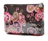 PVC waterproof wash bag Cosmetic Cases Pouch Purse Clutch Bags Portable Handbag Makeup Coin Key Phone Bag Wallet