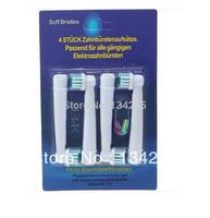 400pcs FREE SHIPPING DHL/ems/fedex aliexpress uk eb17 eb17-4 sb-17a sb17a toothbrush head heads 100pack