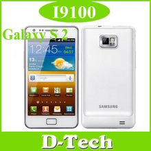 Samsung I9100 unlocked original Galaxy S2 S II android mobile phones 3G Wifi GPS 8MP Camera Free Shipping With Free gits(China (Mainland))