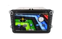 Free Shipping 8 inch  Car dvd player with GPS for Volkswagen passat B6/B7/CC jetta/Golf Caddy/Eos Skoda Superb Tiguan/Touran