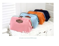 Hot sale women sorting bags storage bags Cosmetic bags fashion cosmetic case high capacity wash bag free shipping