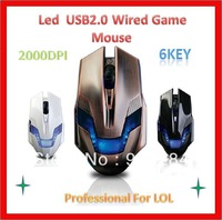Wireld Micky Backlight French Kabellose Maus 3D Mouse USB Mechanical Optimus Prime Cool Gaming Notebook Keyboard Mouse Free Mail