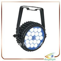 LED Flat par cans/ Led Flat par bar lights,Slim par flat 18x10w RGBW