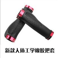Bicycle grip human body cover human body cover bicycle grips resin cover