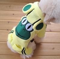 Pet vip puppydom satsuma teddy dog clothes autumn and winter clothes