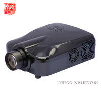 Cheap Projector,LED lamp portable projector with HDMI USB VGA AV for home theatre multimedia+free shipping