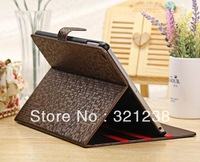 New Arrival High Quality Diamond cover for ipad air 5 leather case skin Smart Cover stand free shipping
