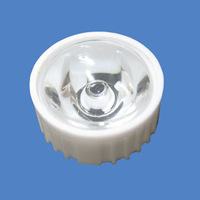 Free shipping 20mm High Power LED Lens 5 degrees 1W 3W Reflector Collimator