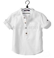 Retail, fashion new 2013 baby boys T shirts white casual boys tshirt / tee shirts kids brand t - shirt short sleeve