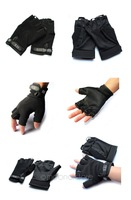 A half means the gloves/anti-skidding wear-resisting tactical gloves for men Assault combat 511 black gloves hm388